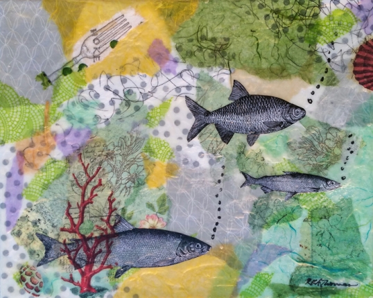 Fishes_and_Fork_beeswax_collage_72